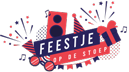 Feestje op de Stoep Logo